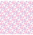 color abstract arabic seamless pattern fashion vector image