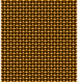 gold grate vector image