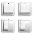 light switch vector image vector image