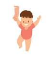 Baby kid vector image vector image