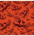 dragon bird vector image