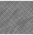 Grey Brick Background vector image vector image