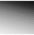 retro halftone gradient circle background vector image