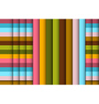 Abstract Braided Retro Background vector image