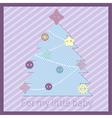 baby tree vector image vector image