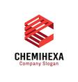 Chemihexa Design vector image vector image