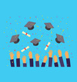 concept education vector image