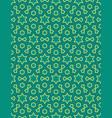 Ethnic line islamic pattern