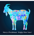 happy new year design symbol 2015 year vector image vector image