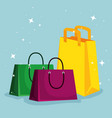 sale bags to super online offer vector image vector image