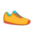 Sneakers icon cartoon style vector image vector image