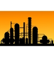 Chemical factory vector | Price: 1 Credit (USD $1)