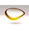 Organic symbol vector image