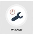 Service icon flat vector image