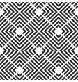 abstract seamless lattice pattern vector image vector image