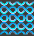 blue fabric patterncool tech patterns design vector image vector image