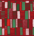 christmas seamless abstract background vector image