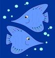 fishy vector image vector image