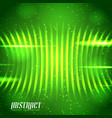 bright green abstract background vector image vector image