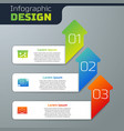 set planning strategy concept ui or ux design and vector image vector image