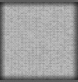 brick wall background abstract grey brick pattern vector image