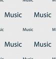 music sign icon Karaoke symbol Seamless abstract vector image