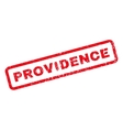 Providence Rubber Stamp vector image vector image