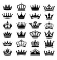 Royal crown silhouette king crowns majestic