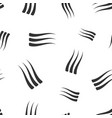 wave seamless pattern background icon flat wave vector image vector image