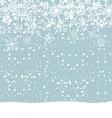 hello winter design vector image