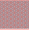 persian traditional ornament seamless pattern wit vector image vector image