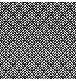 square tile geometric seamless pattern vector image vector image