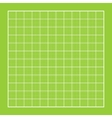 Blueprint background Green vector image