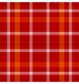 fabric texture in red tones vector image vector image