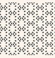 minimalist geometric seamless background vector image vector image
