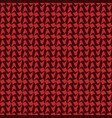 wave geometric seamless pattern 8208 vector image vector image