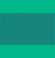 brushed metal aluminum turquoise metallic pattern vector image vector image