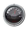 Round speedometer icon cartoon style vector image vector image