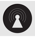 information icon - transmitter vector image