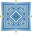 Pattern Motifs from traditional culture of Laos vector image vector image