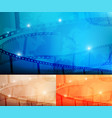 template for design of festival banner background