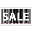 sale sticker vector image vector image