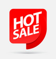 hot sale sale special offers vector image