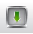 Media social icon vector image vector image
