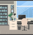 modern office design vector image