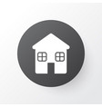 house icon symbol premium quality isolated home vector image vector image