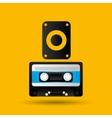 sound system design vector image vector image