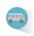 van transport vehicle image vector image vector image