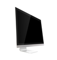 Computer display vector image