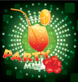 party mix vector image